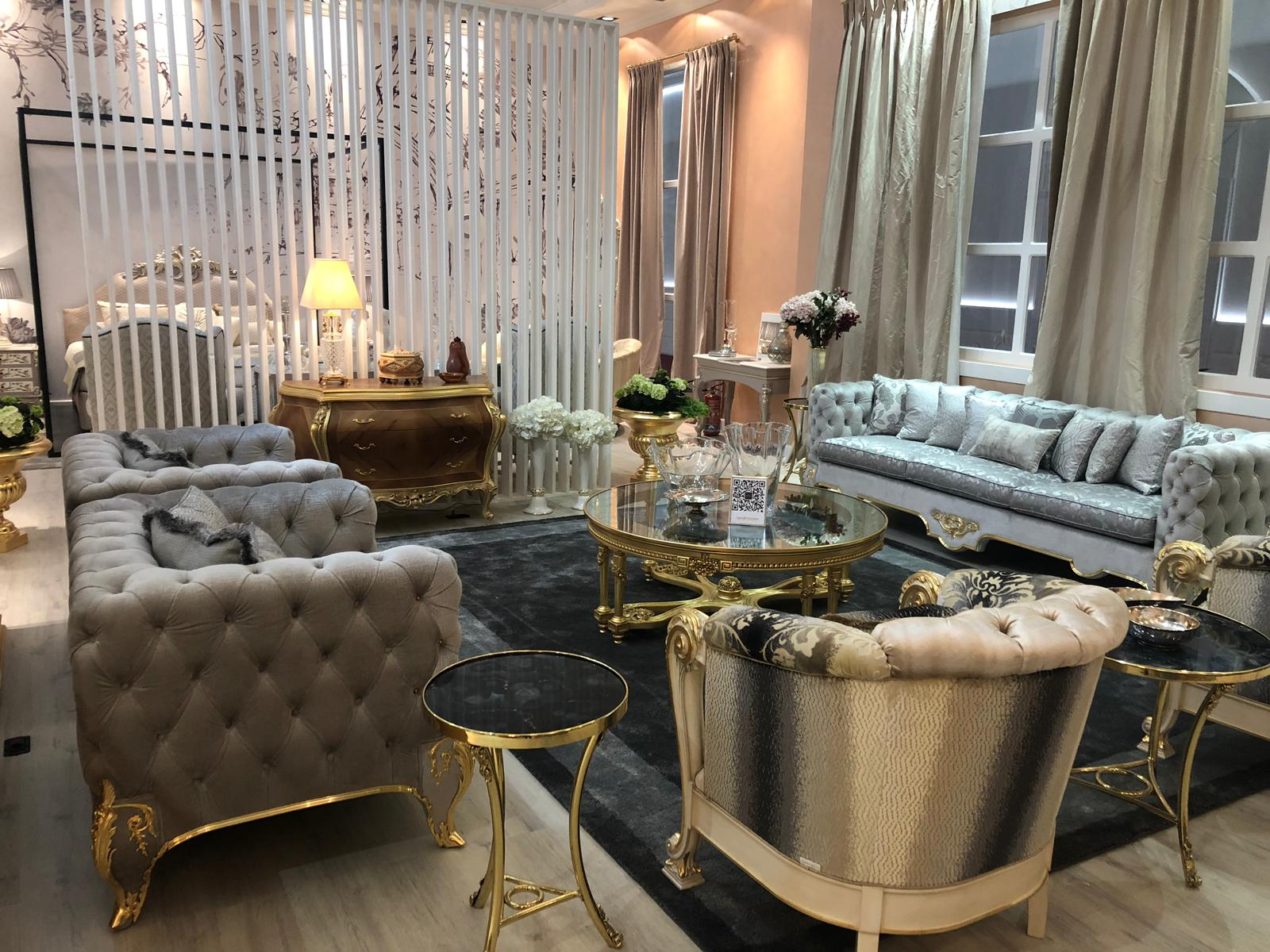 Asnaghi Interiors - Salone del Mobile 2019
