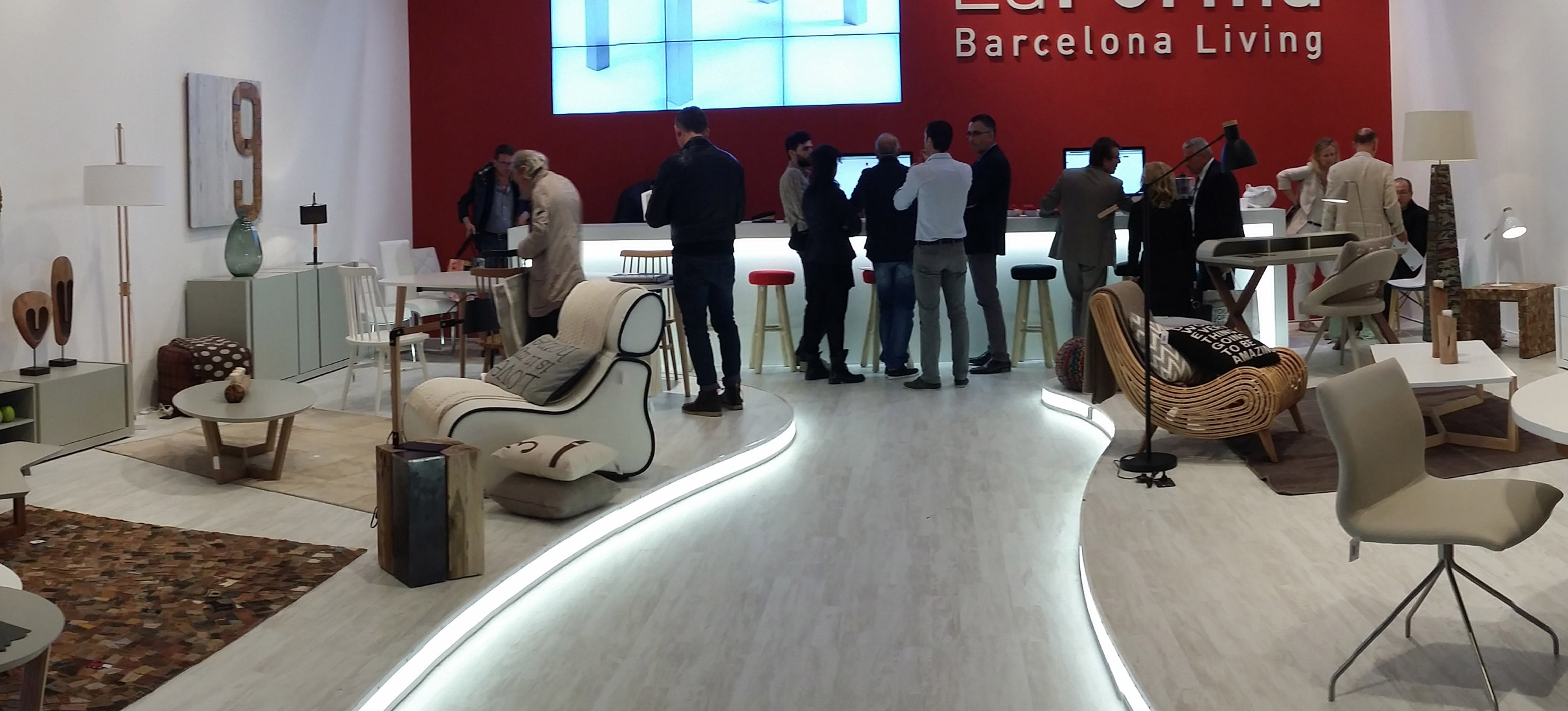 LaForma Living - Salone del Mobile